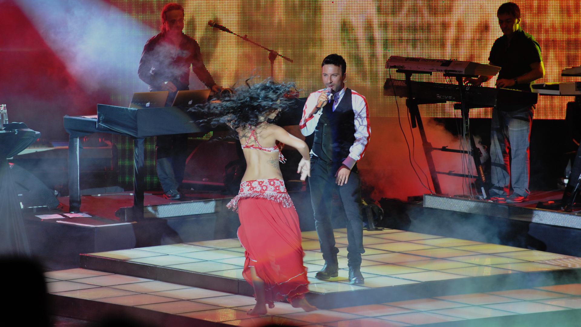 hakanyavuz tarkan konser fotoğrafları